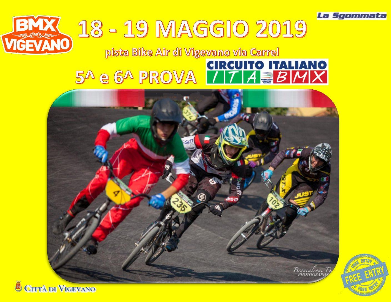 5&6 Prova Circuito Italiano Vigevano