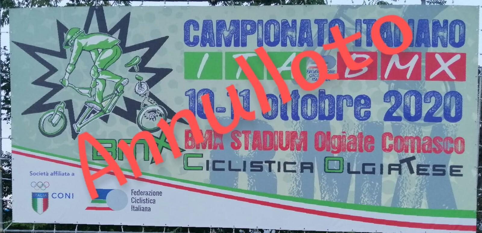 Campionato Italiano Bmx Cruiser 2020
